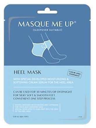 Masque Me Up Pflege Körperpflege Heel Mask Blue 1 Stk