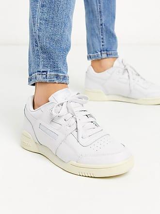 Reebok Reebok - Workout Lo Plus - Sneakers bianche-Bianco