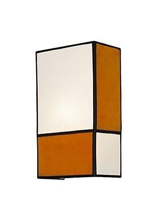 Maison Sarah Lavoine RADIEUSE-Applique Sans Système Électrique Toile/Velours H36cm ocre Maison Sarah Lavoine - designé par Sarah Lavoine