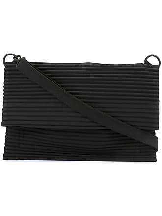 Homme Plissé Issey Miyake Pleats Flat bag - Black