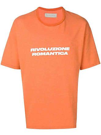 Paura Rivoluzione Romantica T-shirt - Laranja