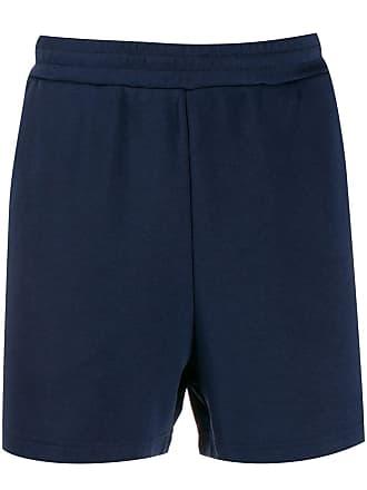 Fila side stripe shorts - Blue