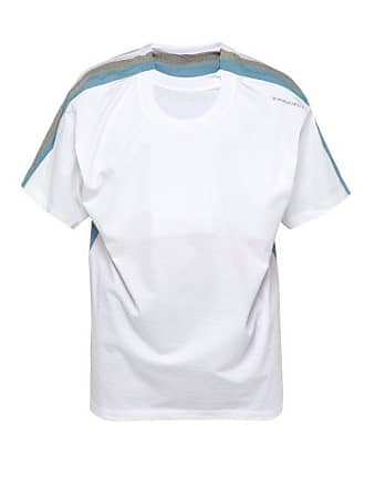 Y / Project Y/project - Multi Layer Cotton T Shirt - Mens - White