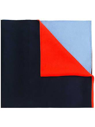 Odeeh Cachecol em blocos de cores - Azul