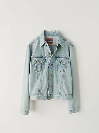 Acne Studios Acne Studios 1998 Marble Wash Indigo blue Denim jacket