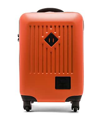 Herschel Trade Carry On Suitcase in Orange
