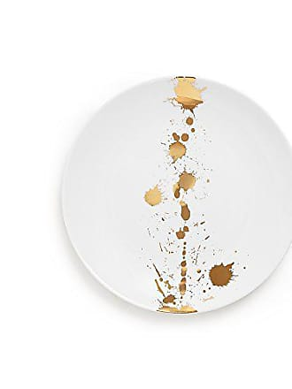 Jonathan Adler 21256 1948 Dessert Plate, Gold
