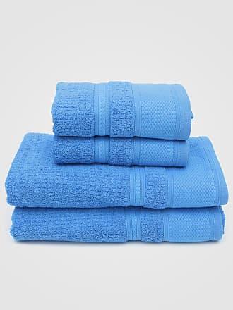 Buddemeyer Jogo De Banho Buddemeyer 4Pçs Lisse Azul