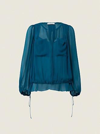 Dorothee Schumacher GAMES OF TRANSPARENCIES blouse 2
