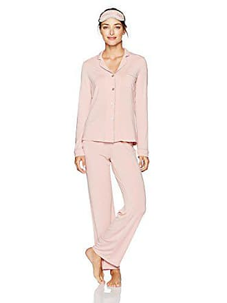 64c975ca828 PJ Salvage Womens Long Sleeve Super Soft Modal Pajama Set Pj