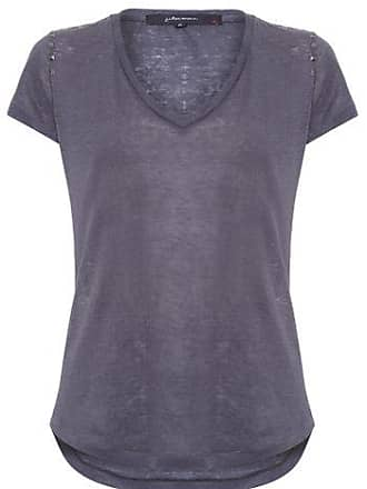 J. Chermann Camiseta Tachas J. Chermann - Cinza