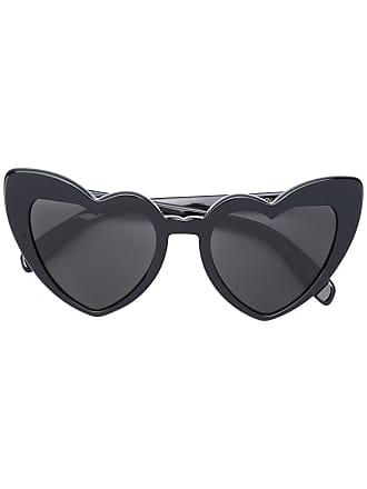 d6ff5eb1b8f31 Saint Laurent Eyewear Óculos de sol aviador - Preto