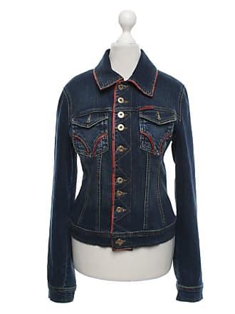 843a50caf187b Dolce   Gabbana gebraucht - Jacke Mantel aus Baumwolle in Blau - DE 36 -
