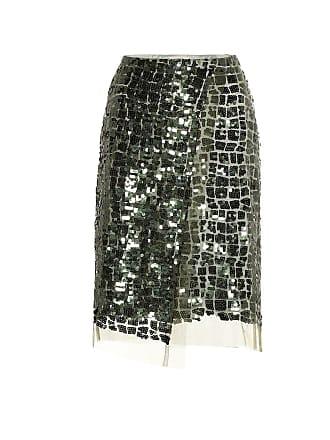 Dorothee Schumacher Sequined pencil skirt
