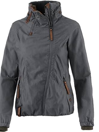 43fa1ab6e39a5b Naketano KANONE IST GELADEN Jacke Damen in dark-blue, Größe: XS