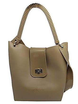 Petite Jolie Bolsa Petite Jolie City Bag PJ3692 Marrom COR:MARROM
