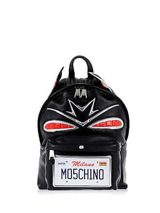 Moschino Leather CADILLAC Backpack size Unica