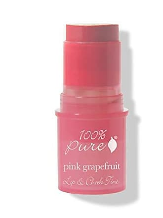 100% Pure 100% Pure Pink Grapefruit Glow Lip & Cheek Tint,.26 oz