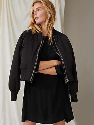 Closed Bomber Jacket black