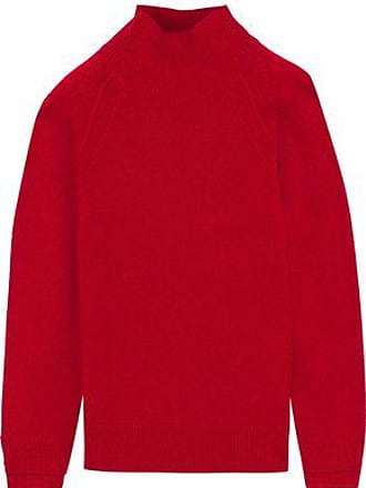 Helmut Lang Helmut Lang Woman Cashmere Turtleneck Sweater Red Size XS