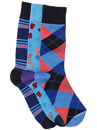 Unsimply Stitched Assorted Crew Socks - Pack of 3