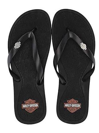 Harley-Davidson Mills (Black) Mens Sandals