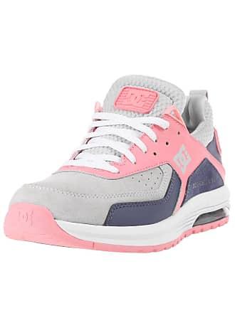 5cdd8e3aaef16 DC Sneaker Vandium marine   grau   rosa