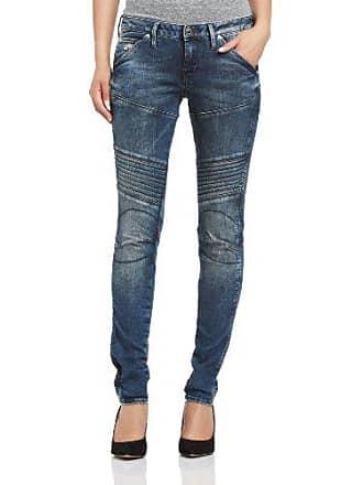 G-Star 5620 Custom Slim Tapered, Jeans Femme, Bleu (Comfort Malk Denim 91578fb1d614