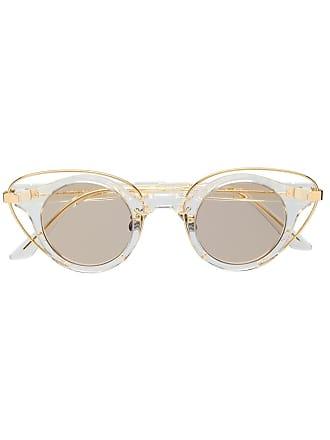 Kuboraum Óculos de sol N10 redondo - Neutro