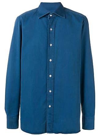 Tom Ford Camisa clássica - Azul