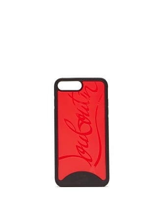 Christian Louboutin Loubiphone Sneakers Iphone 7+ & 8+ Phone Case - Womens - Black Red