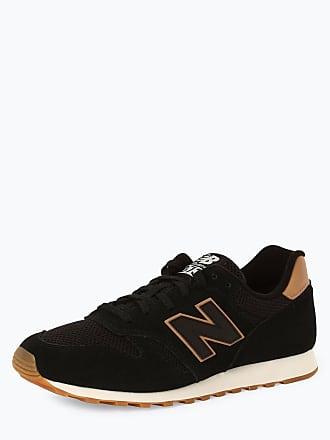 d946a84be6f2bb New Balance Herren Sneaker mit Leder-Anteil schwarz