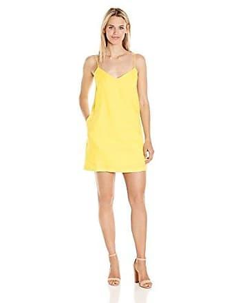 Mara Hoffman Womens Adjustable Spaghetti Strap Mini Dress, Beige 2