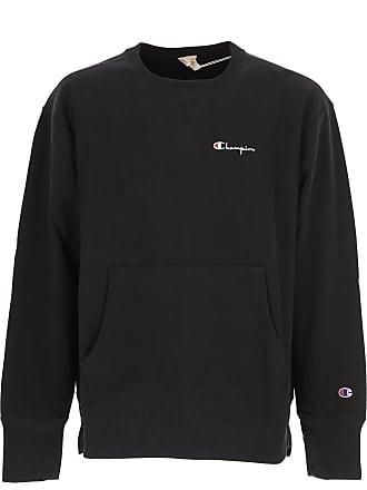 Champion Sweatshirt für Herren, Kapuzenpulli, Hoodie, Sweats Günstig im  Sale, Schwarz, 59c0820a34