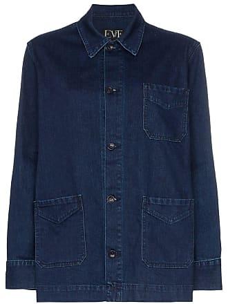 Eve Denim Jaqueta jeans oversized Lee - Azul