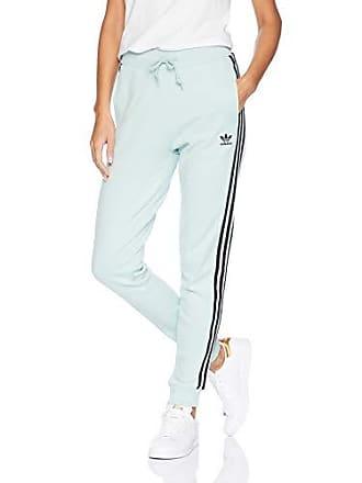 adidas Originals Womens Fashion League Cuffed Pants, ash Green, S