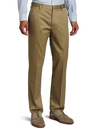 ecd0c10033c8e8 Dockers Mens City Khaki Slim Tapered Flat Front Pant, Dark Khaki -  discontinued, 28W