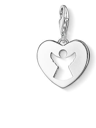 Thomas Sabo Thomas Sabo Charm pendant guardian angel heart 0869-001-12