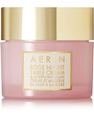 Aerin Rose Night Table Cream And Overnight Mask - Colorless