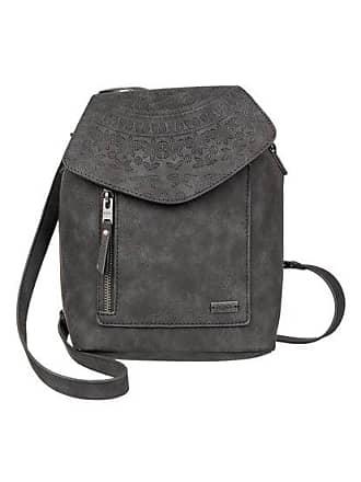 fcaa434525 Roxy Like A River 6L - Petit sac à dos imitation cuir - Noir - Roxy
