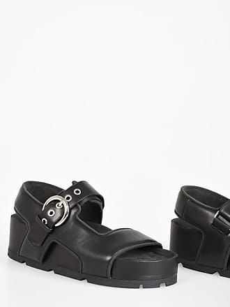 Celine Leather BOXY Sandals size 35