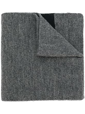 OAMC logo knitted scarf - Grey