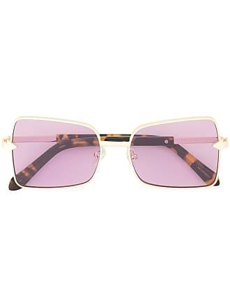 Karen Walker Óculos de sol quadrado Wisdom - Roxo