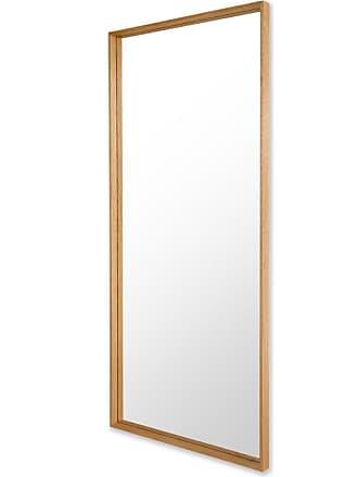 MADE.COM Wilson Spiegel (80 x 180 cm), Eiche