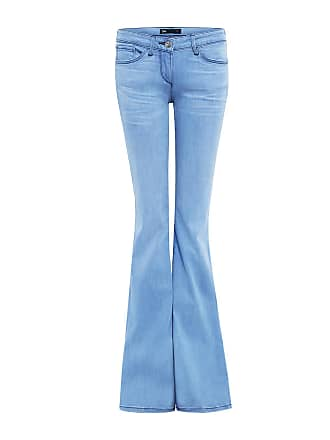 3x1 SUPER LOW RISE BELL Jeans Aegean