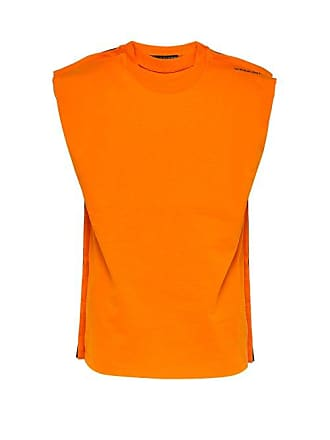 Y / Project Y/project - Multi Layered Cotton Tank Top - Mens - Orange