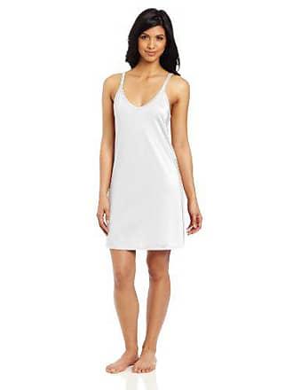 Vanity Fair Womens Spinslip 10158, Star White, Size 36, 18 Inch