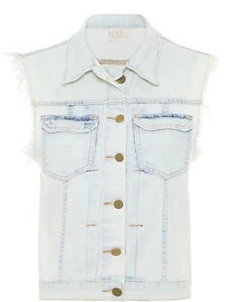 N.Y.B.D. Colete Jeans Cosmo N.Y.B.D. - Azul