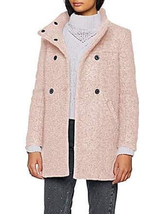 c4cb32bb2c37d Only Onlsophia Boucle Wool Coat CC OTW Manteau, Beige (Moonlight  Detail:Melange)