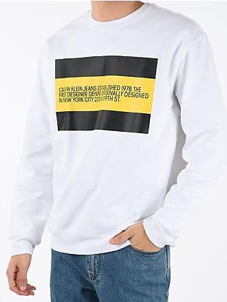 Calvin Klein JEANS Printed Crewneck Sweatshirt Größe L